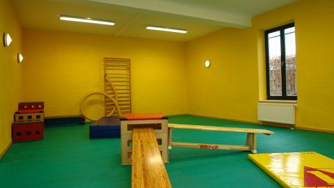 Bewegungsraum für Kleinstkinder