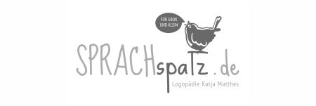 Sprachspatz Logo