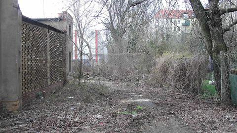versiegelte Flächen